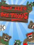 Box art - Don't Feed the Trolls