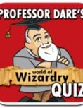 Box art - Professor Dare's World of Wizardry Quiz