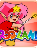 Box art - Rod Land: A Fairy Tale