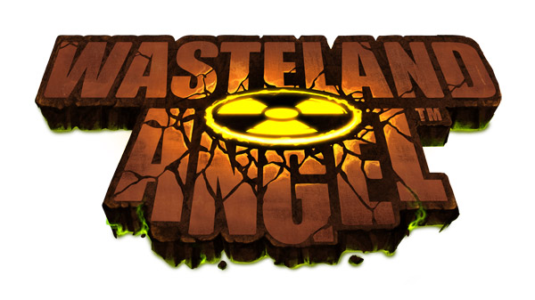 Box art - Wasteland Angel