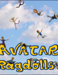 Box art - Avatar Ragdolls