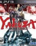 Box art - Yakuza: Dead Souls
