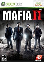 Box art - Mafia II