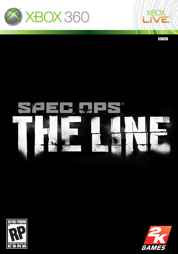 Box art - Spec Ops: The Line