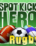 Box art - Spot Kick Hero Rugby