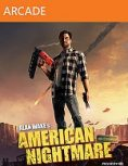 Box art - Alan Wake: American Nightmare