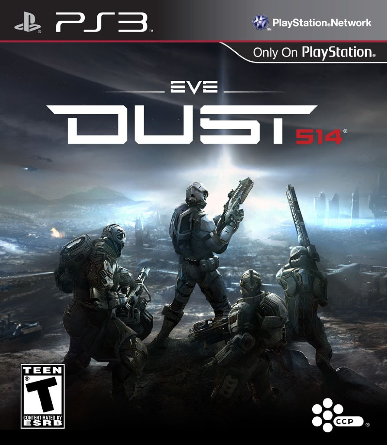Box art - Dust 514