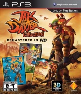 Box art - Jak and Daxter Collection