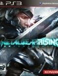 Box art - Metal Gear Rising: Revengeance