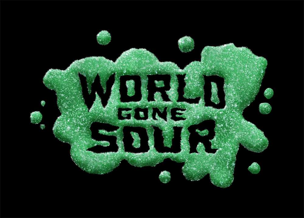 Box art - World Gone Sour
