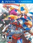 Box art - BlazBlue: Continuum Shift 2 EXTEND