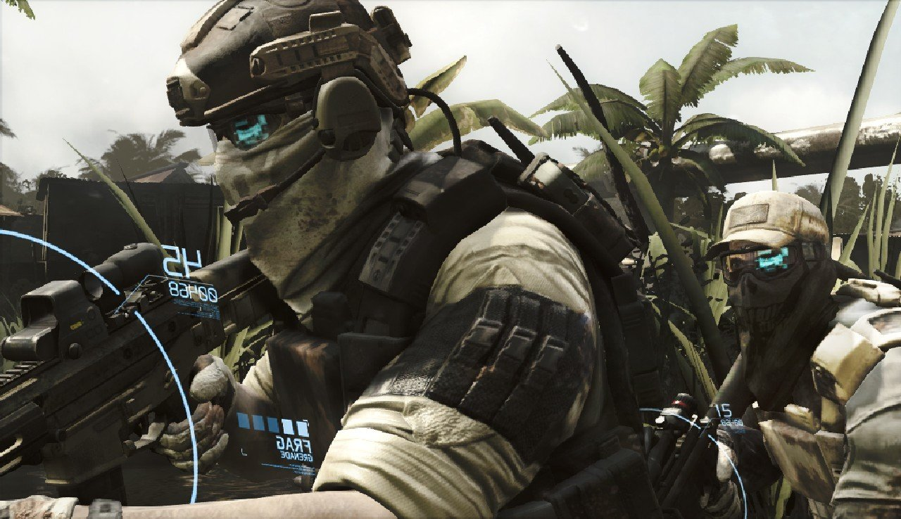 Room Cover Ghost Recon Ghost Recon Future Soldier Wii: New Ghost Recon: Future Soldier Screens Camo Up