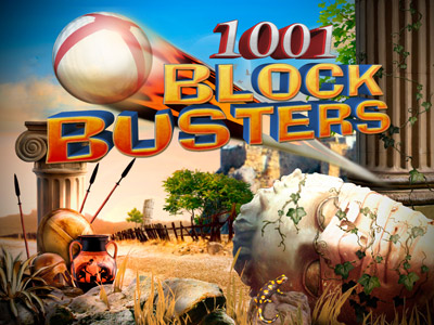 Box art - 1001 BlockBusters