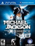 Box art - Michael Jackson: The Experience HD (Vita)