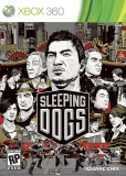 Box art - Sleeping Dogs