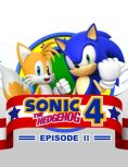 Box art - Sonic the Hedgehog 4 Episode 2