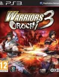 Box art - Warriors Orochi 3