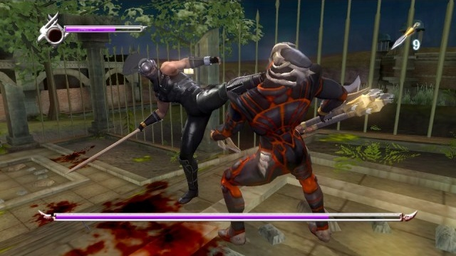 ninja gaiden sigma 2 ps vita review