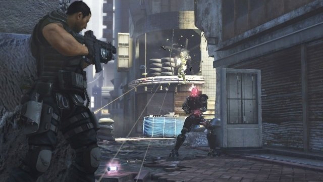 Binary Domain Review - GameRevolution