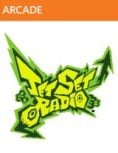 Box art - Jet Set Radio