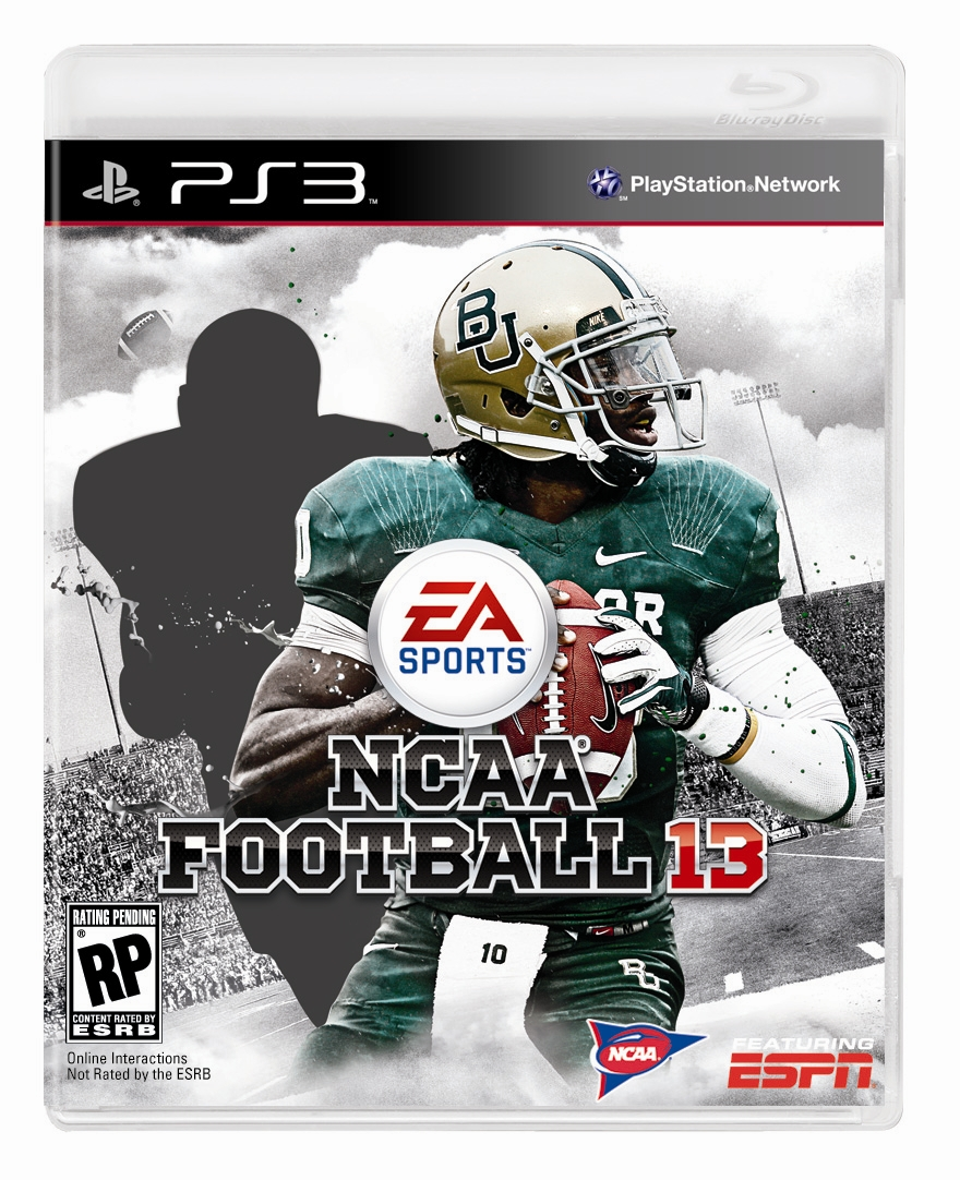 Box art - NCAA Football 13