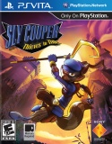 Box art - Sly Cooper: Thieves in Time (Vita)