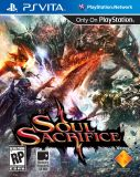 Box art - Soul Sacrifice