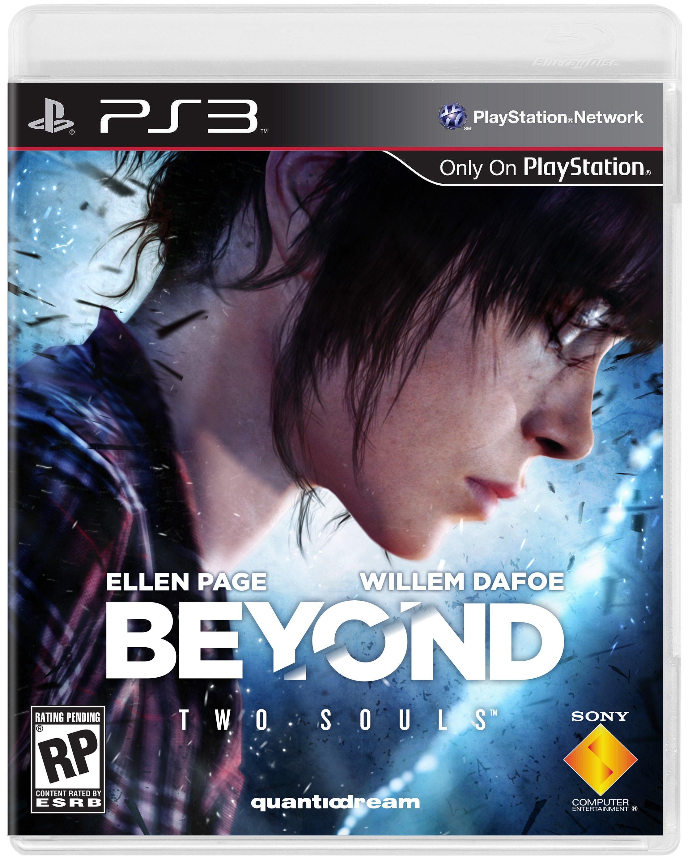 Box art - Beyond: Two Souls