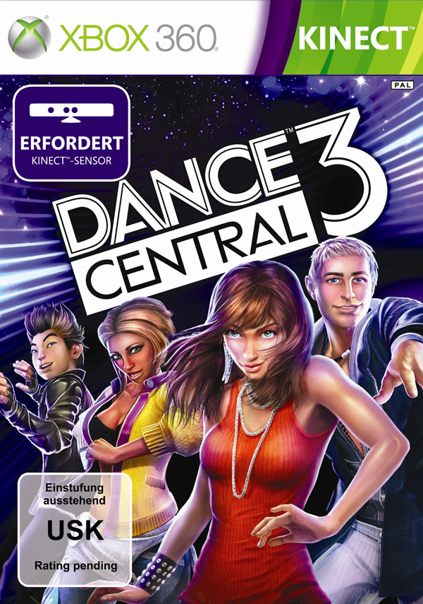 Box art - Dance Central 3
