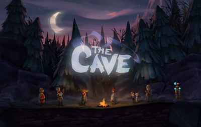 Box art - The Cave