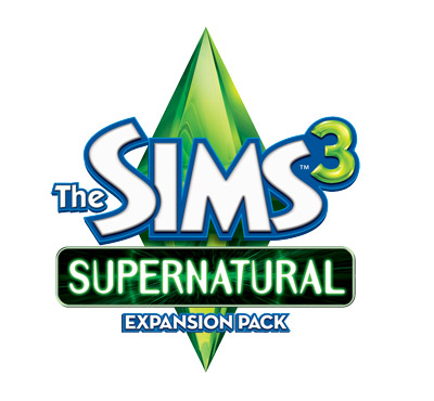 Box art - The Sims 3 Supernatural