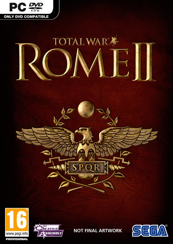 Box art - Total War: Rome II