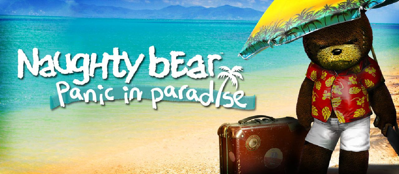 Box art - Naughty Bear: Panic in Paradise