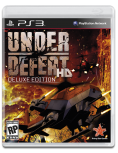 Box art - Under Defeat HD