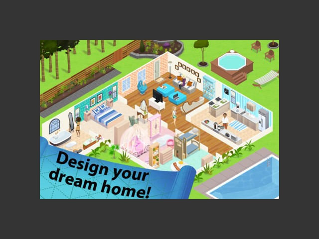 Home Design Game home design dream house screenshot Home Design Story Show Game Info