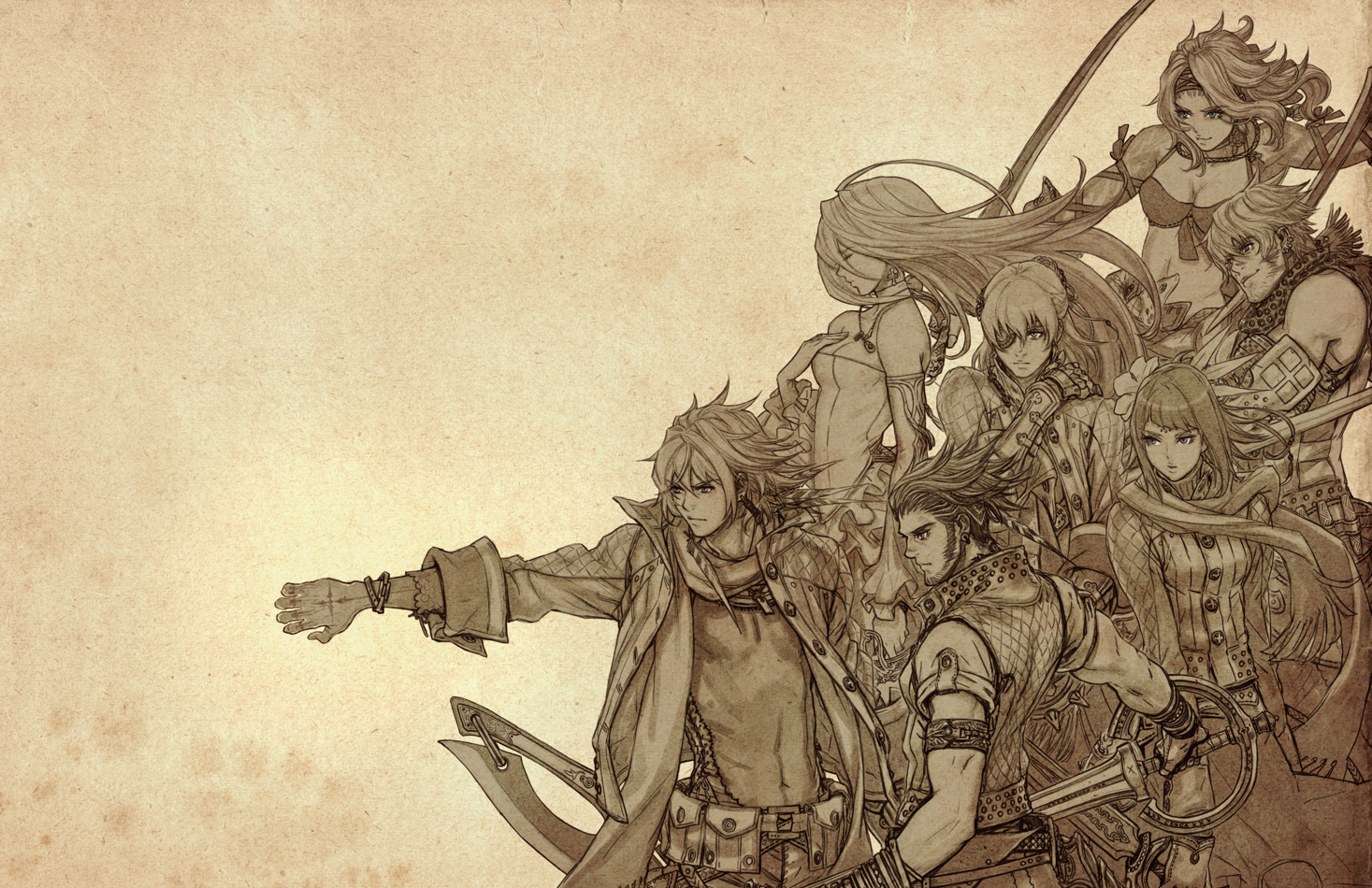 The Last Story Boss Strategy Guide   SegmentNext