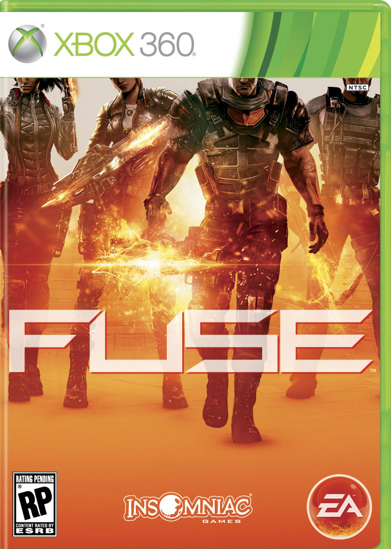 Fuse Review Gamerevolution Box Cover Home Art