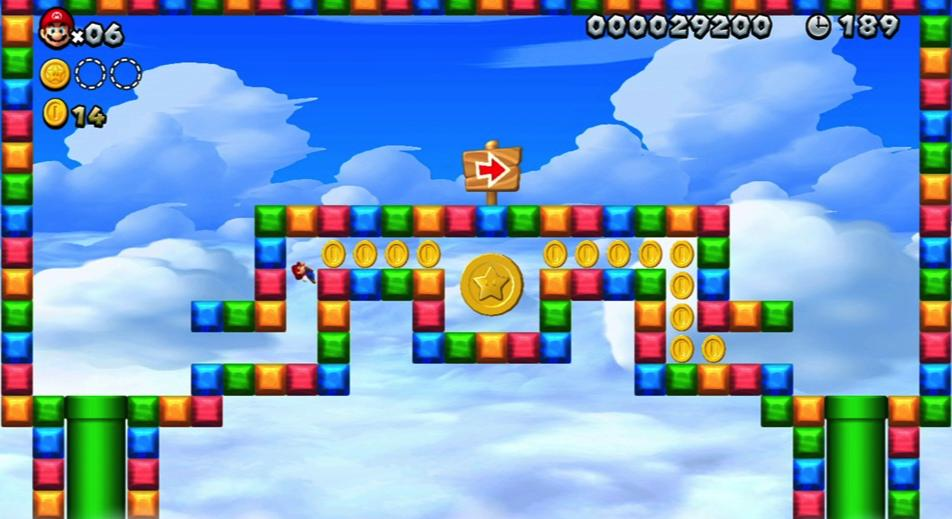 New Super Mario Bros  U Review - GameRevolution