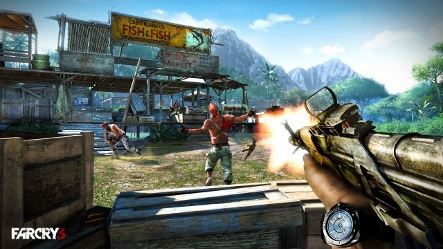 Far Cry 3 Review Gamerevolution