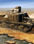 Box art - Tank Battle: North Africa