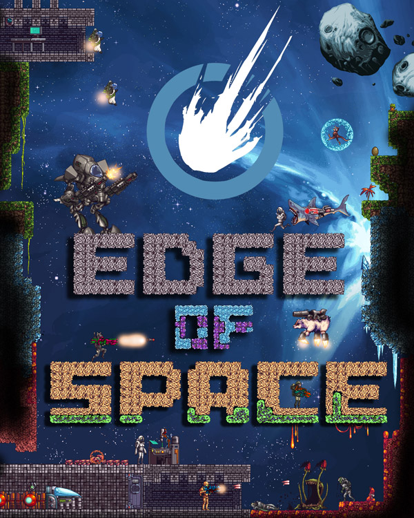Box art - Edge of Space