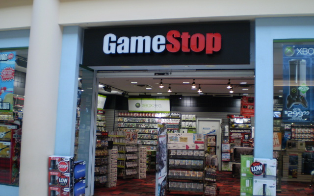GameStop Shows Decline, 500+ Stores Closing This Year ...  GameStop Shows ...