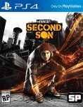 Box art - inFamous: Second Son