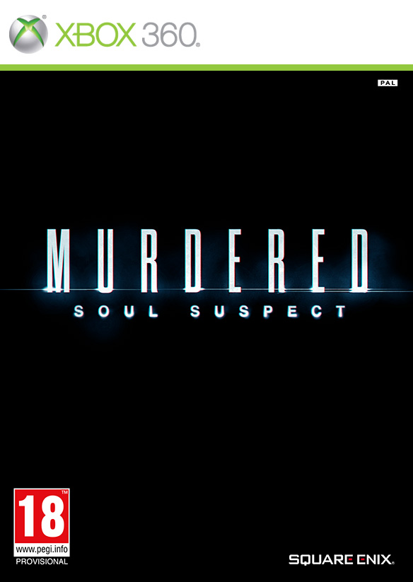 Box art - Murdered: Soul Suspect
