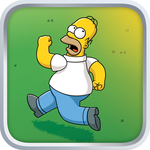 Box art - The Simpsons: Tapped Out