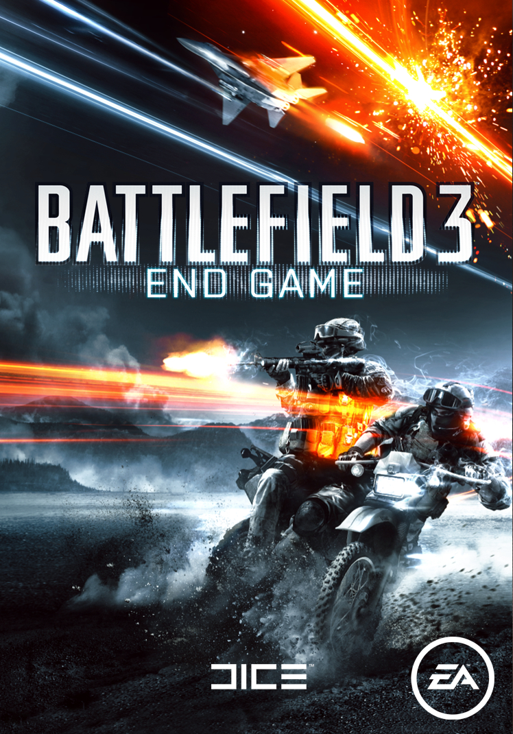 Box art - Battlefield 3: End Game