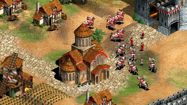 Age Of Empires II Set To Release On Steam With Achievements