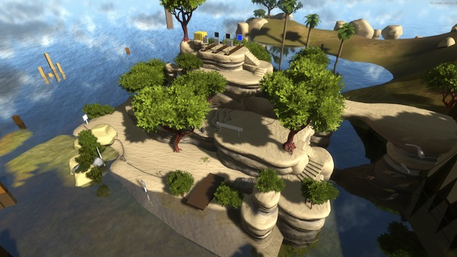 The Witness Runs Faster On PS4 Than PC, According To Game