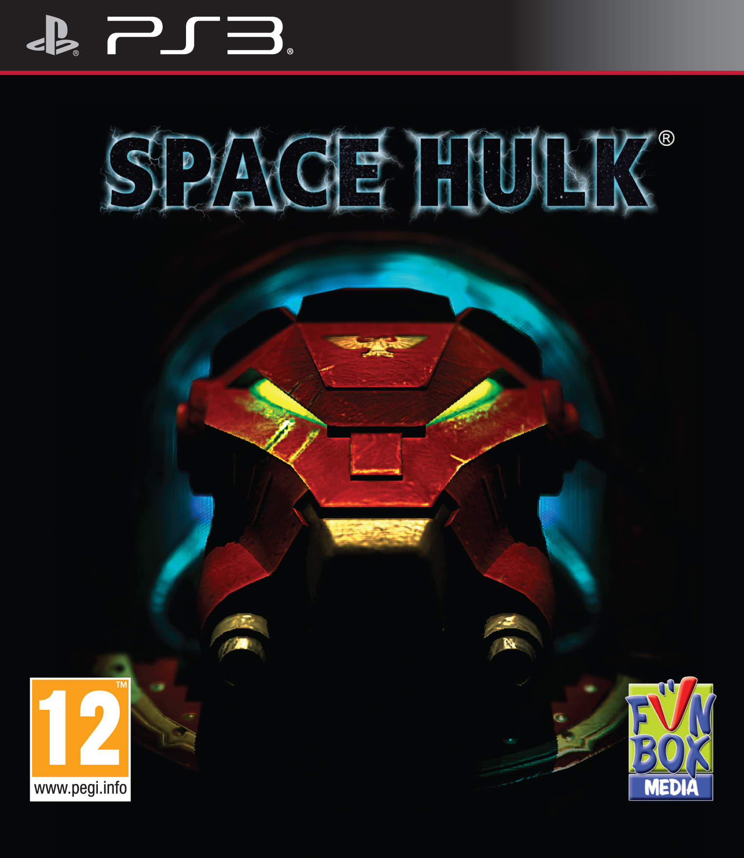 Box art - Space Hulk