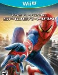 Box art - The Amazing Spider-Man (Wii U)